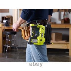 RYOBI Brad Nailer Tool 18 Volt ONE+ Cordless AirStrike 18 Gauge Compact Nail Gun