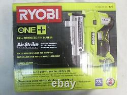 RYOBI ONE+ 18V Lithium-Ion Cordless AirStrike 23-Gauge 1-3/8 P318