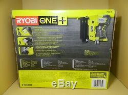 RYOBI P320 18-Gauge Cordless Brad Nailer 18-Volt ONE+ AirStrike Tool Only