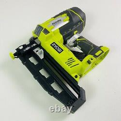 RYOBI P325 18-Volt ONE+ AirStrike 16-Gauge Straight Finish Nailer (Tool Only)
