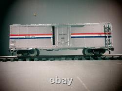 Rail King One -gauge Trains 70-78022 Amtrak Reefer Car O. B. C-8