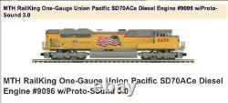 Railking One Gauge Union Pacific SD70