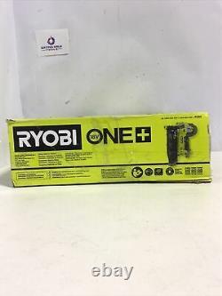 Ryobi 18-Volt ONE+ 16-Gauge Cordless Straight Finish Nailer Open Box