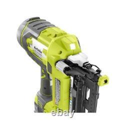 Ryobi 18-Volt ONE+ AirStrike 16-Gauge Cordless Straight Nailer (Tool-Only)