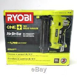 Ryobi 18-Volt ONE+ Cordless AirStrike 18-Gauge Brad Nailer P320