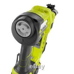 Ryobi 18-Volt ONE+ Cordless AirStrike 18-Gauge Brad Nailer (Tool-Only) Quality