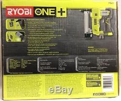Ryobi ONE+ Air Strike Technology P360 18V Narrow Crown Stapler 18 Gauge New