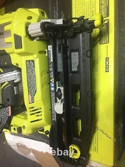 Ryobi One+ 18 Volt Cordless 16 Gauge Finish Nailer (Bare Tool Only) P325
