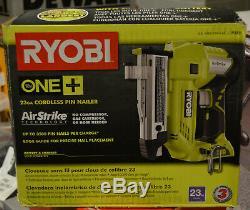 Ryobi P318 18-Volt ONE+ AirStrike 23-Gauge Cordless Nailer