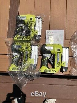 Ryobi P318 18-Volt ONE+ AirStrike 23-Gauge Cordless Nailer (Tool Only)