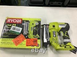 Ryobi P318 18-Volt ONE+ AirStrike 23-Gauge Cordless Nailer, Tool Only