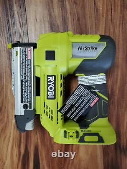 Ryobi P318 18-Volt ONE+ AirStrike 23-Gauge Cordless Nailer (Tool Only) New