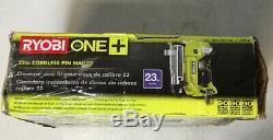 Ryobi P318 18-Volt ONE+ AirStrike 23-Gauge Cordless Nailer (Tool Only)(O)
