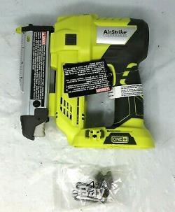 Ryobi P318 18-Volt ONE+ AirStrike 23-Gauge Cordless Nailer (Tool Only) RR288