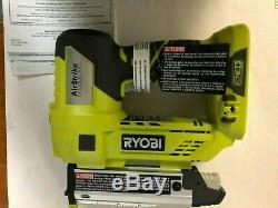 Ryobi P318 18V ONE+ 23 Gauge Pin Nailer Kit New witho Box