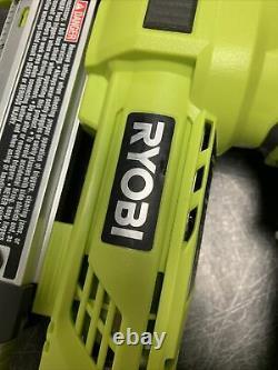 Ryobi P318VN 18-Volt ONE+ AirStrike 23-Gauge Cordless Pin Nailer (Tool Only)