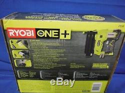 Ryobi P320 18V ONE+ AirStrike 18-Gauge Cordless Brad Nailer (Tool-Only) New