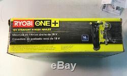 Ryobi P325 18-V ONE+AirStrike 16-Gauge Cordless Straight Nailer (Tool-Only) (O)