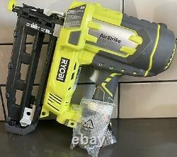 Ryobi P325 18-Volt ONE+ AirStrike 16-Gauge Cordless Finish Nailer Tool Only A4