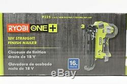 Ryobi P325 18-Volt ONE+ AirStrike 16-Gauge Cordless Straight Nailer (Tool-Only)