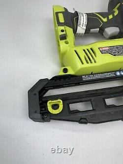 Ryobi P325 18-Volt ONE+ AirStrike 16-Gauge Cordless Straight Nailer kit