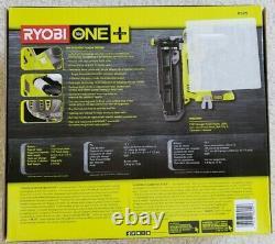 Ryobi P325 18V 18-Volt ONE+ AirStrike 16GA Cordless Straight Finish Nailer NEW