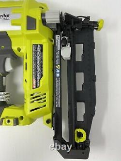 Ryobi P325 18V ONE+ AirStrike 16-Gauge Cordless Straight Nailer (Tool-Only)