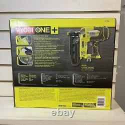 Ryobi P325 18V ONE+ AirStrike 16-Gauge Cordless Straight Nailer (Tool-Only) NEW