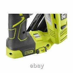 Ryobi P330 Finish Angled Nailer 18V ONE 15 Gauge Battery Charger Not Included