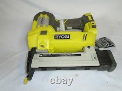 Ryobi P360 18V ONE+ AirStrike 18-Gauge Cordless Narrow Crown Stapler (Bare Tool)