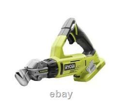 Ryobi P591 ONE+ 18V 18 Gauge Offset Shear Sheet Metal Saw (Bare Tool) NEW