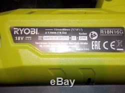 Ryobi R18N16G-0 One + 18v 16 Gauge Nailer Cordless