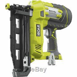 Ryobi R18N16G ONE+ 18v Cordless 16 Gauge Finish Nail Gun No Batteries