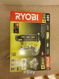 Ryobi R18N16G ONE+ 18v Cordless 16 Gauge Finish Nail Gun used once