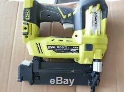 Ryobi R18N18G ONE+ 18v Cordless 18 Gauge Nail Gun Body Only