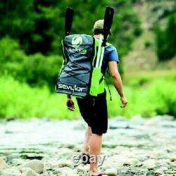 SEVYLOR K5 QUIKPAK One-Person Inflatable Backpack Kayak 24-gauge PVC EZ Set-Up
