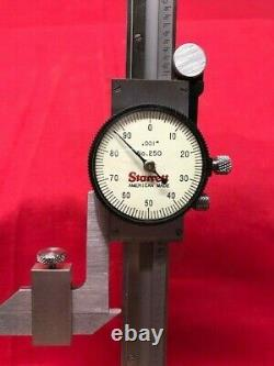 Starrett 250-6 Dial Height Gage LAST ONE IN STOCK