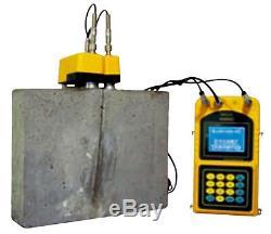 TIME TC210 Computerized Concrete Crack Depth Gauge Brand New One Year Warranty