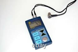 TIME TT100 Thickness Gauge Set Brand New with One Year Warranty from Canada