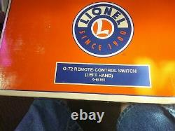 Vintage Lionel Remote Control Switch One Left O Gauge Train Freight Car #6-5166