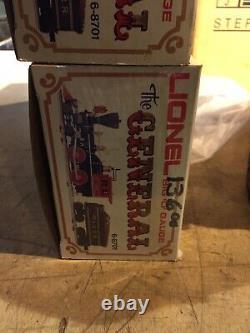 Vintage Lionel The General 4-4-0 Big O Gauge (One Train)