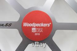WOODPECKERS One Time Tool Stainless Steel Poly-Gauge SS 18 w Case & Manual NEW