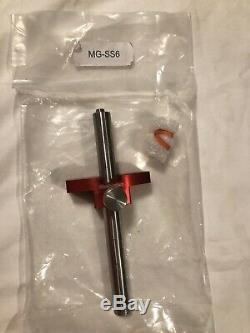 Woodpeckers One Time Tool MG-SS6 Stainless Steel Marking Gauge Never Been Used