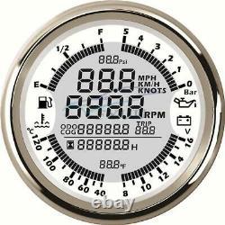 12v 6in1 Gps Speedometer Tachometer Oil Pressure Water Temp Voltmeter Fuel Gauge 12v 6in1 Gps Speedometer Tachometer Oil Pressure Water Temp Voltmeter Fuel Gauge 12v 6in1 Gps Speedometer Oil Pressure Water Temp Voltmeter Fuel Gauge 12v