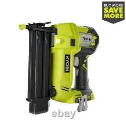 18 V One + Sans Fil Airstrike 18-gauge Cloueuse (outil Seulement) W Ongles Exemples