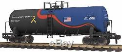 70-73054 Mth One Gauge Wagon-citerne Unibody Norfolk Southern (anciens Combattants) (# 490115)