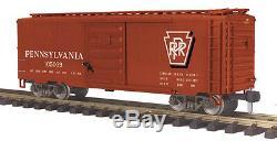 70-74079 Mth One Jauge Pennsylvanie (# 105039) 40' Box Car