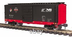 70-74091 Mth One-gauge Norfolk Southern (# 490411) Premiers Intervenants 40 'boxcar