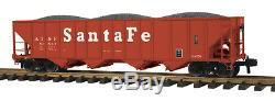70-75042 Mth Un Jauge Santa Fe 4-bay Hopper Car (# 81847)
