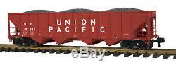 70-75049 One Gauge Wagon Trémie À 4 Baies Union Pacific (n ° 18220)